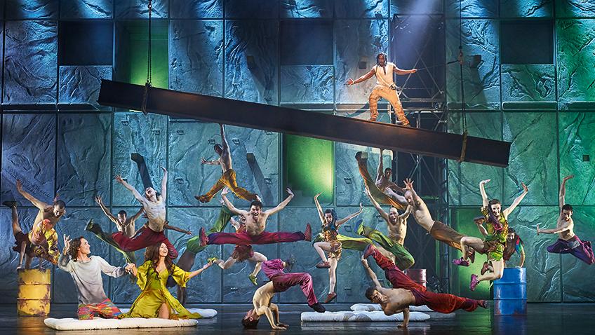 Cast of Notre Dame de Paris - Credit Alessandro Dobici