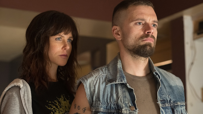 Nicole Kidman and Sebastian Stan in Destroyer - Credit IMDB