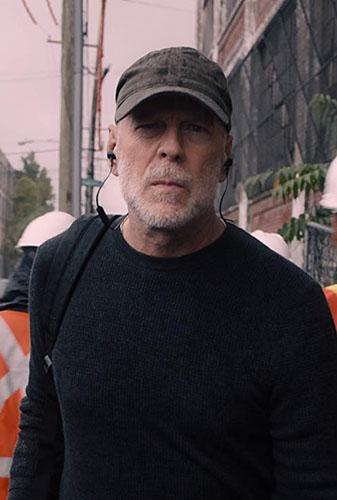 Bruce Willis in Glass - Credit IMDB