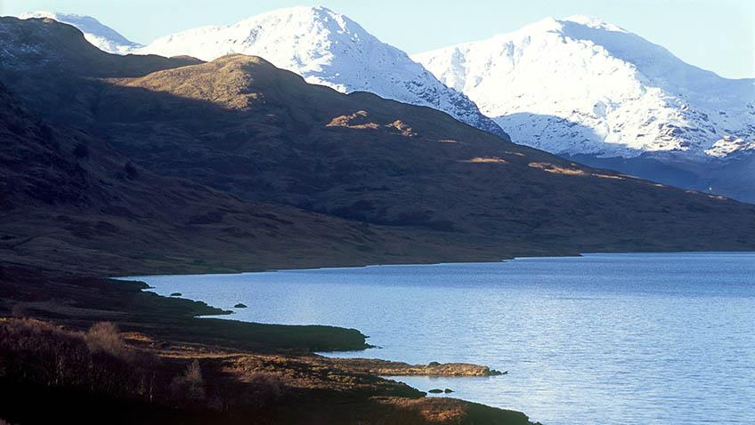 Argyll, Loch Lomond - Credit RSPB