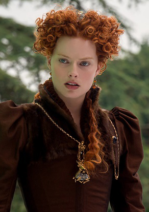 Margot Robbie in Mary Queen of Scots - Credit IMDB