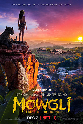 Mowgli Legend of the Jungle cover - Credit IMDB