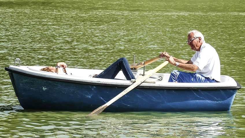 How to liven up your retirement and enjoy yourself