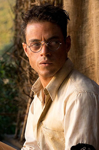 Rami Malek in Papillon - Credit IMDB