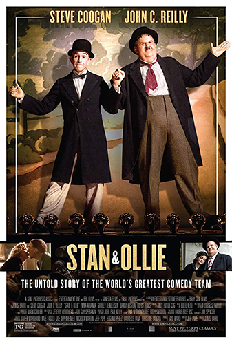 Stan & Ollie cover - Credit IMDB