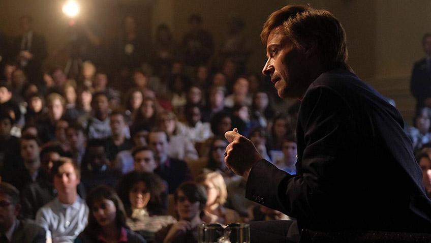 Hugh Jackman in The Front Runner - Credit IMDB