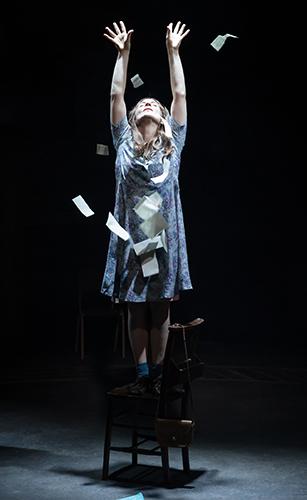 Kaisa Hammarlund in Violet - Credit Scott Rylander