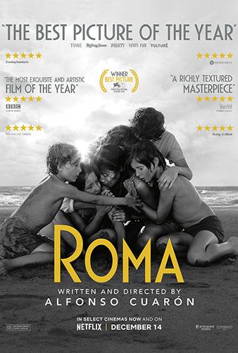 Roma cover - Credit IMDB