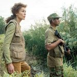 Rosamund Pike gives an astonishing performance as the late war correspondent Marie Colvin