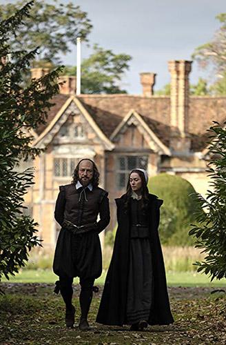 Kenneth Branagh and Lydia Wilson in All Is True - Credit IMDB