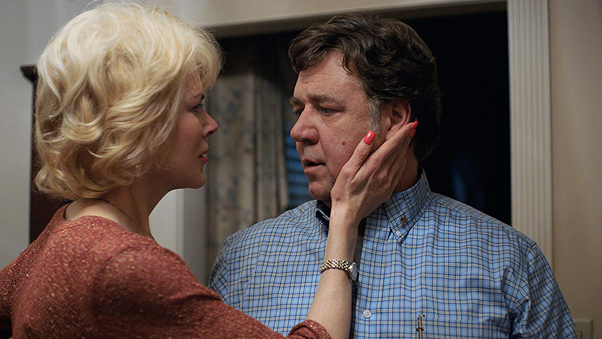 Russell Crowe and Nicole Kidman in Boy Erased - Copyright 2018 Focus Features - Credit IMDB