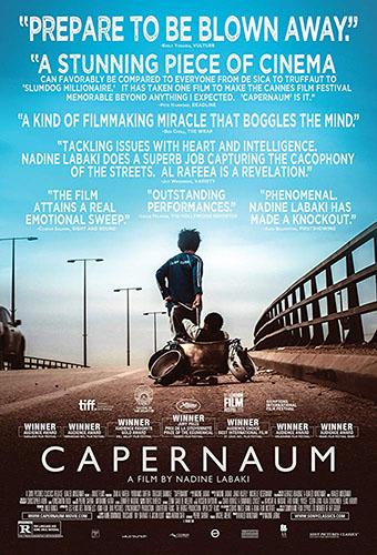 Capernaum cover - Credit IMDB
