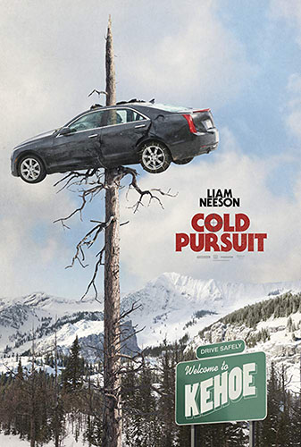 Cold Pursuit cover - Credit IMDB