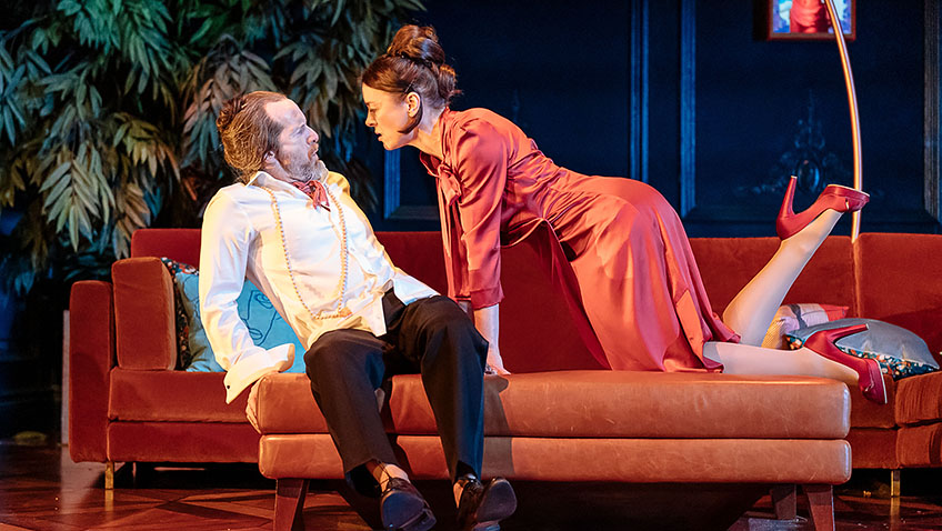 Tartuffe may not be the villain everybody has always thought him to be