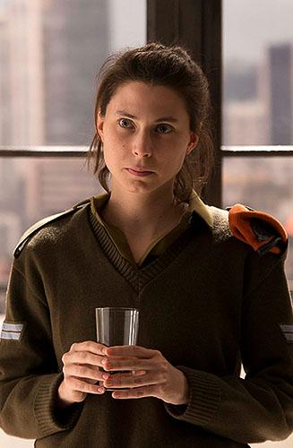 Yael Eisenberg in Foxtrot - Credit IMDB