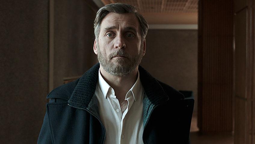 Lior Ashkenazi in Foxtrot - Credit IMDB