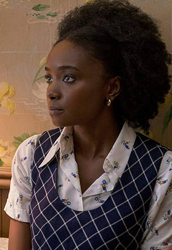 KiKi Layne in If Beale Street Could Talk - Copyright 2018 Annapurna Releasing, LLC. All Rights Reserved. - Credit IMDB