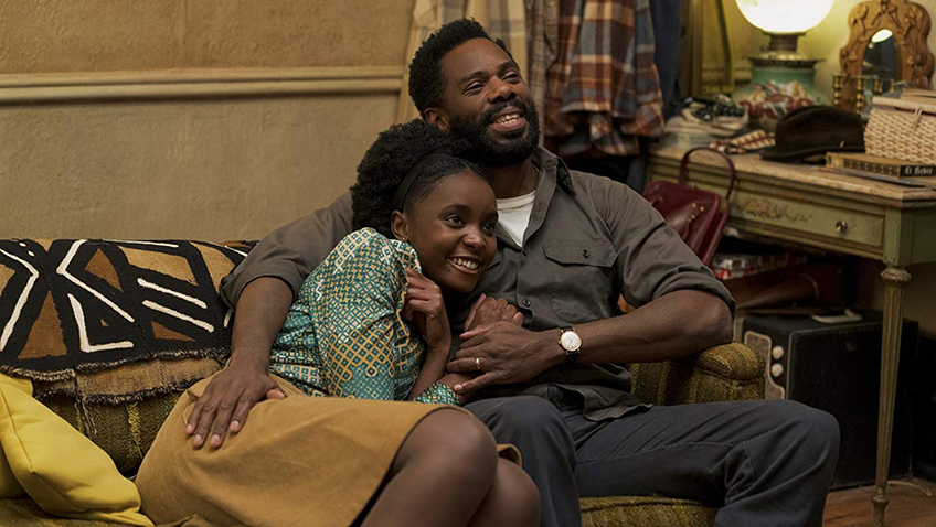Colman Domingo and KiKi Layne in If Beale Street Could Talk - Copyright 2018 Annapurna Releasing, LLC. All Rights Reserved. - Credit IMDB