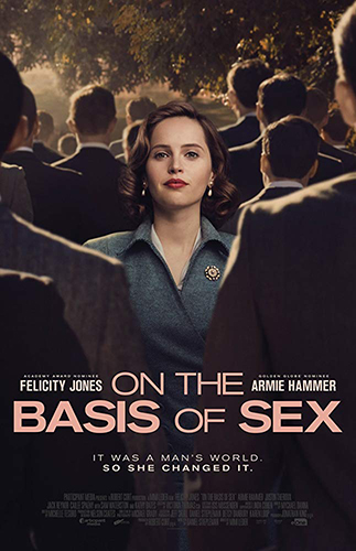 On the Basis of Sex cover - Credit IMDB