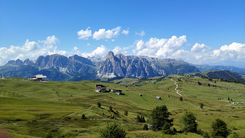 Win a week for two in the Italian Dolomites with Silver Travel Advisor
