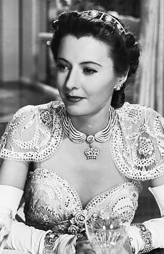 Barbara Stanwyck in The Lady Eve - Credit IMDB