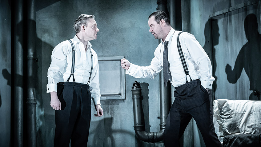 Pinter Seven at the Pinter: A Slight Ache & The Dumb Waiter