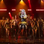 Alexandra Burke is powerful, and her confidence strong enough to carry off the show on her own