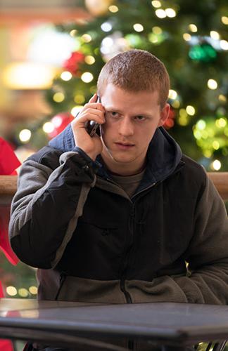 Lucas Hedges in Ben Is Back - Credit IMDB