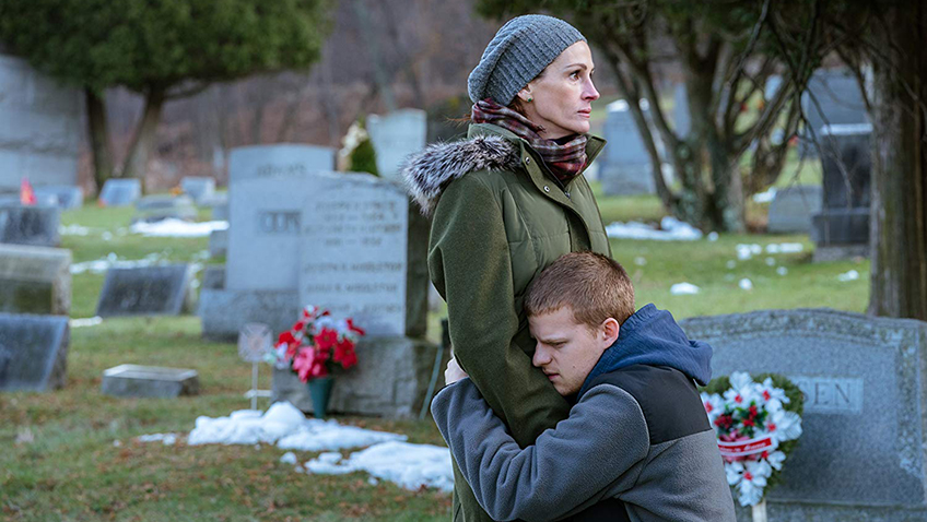 Julia Roberts is back in this gripping thriller about a mother's unconditional love