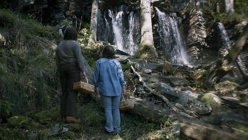 Eero Milonoff and Eva Melander in Border - Credit IMDB