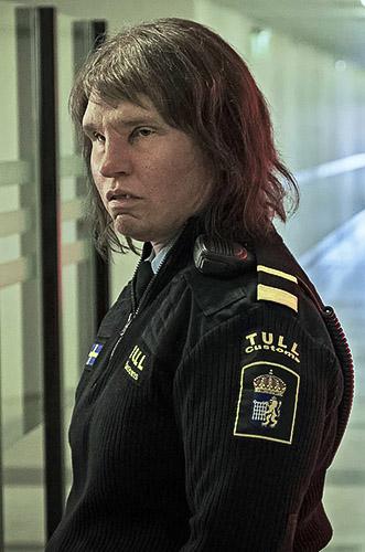 Eva Melander in Border - Credit IMDB