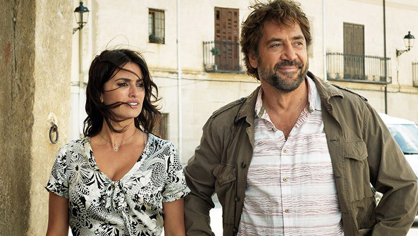 Javier Bardem and Penélope Cruz in Everybody Knows - Credit IMDB