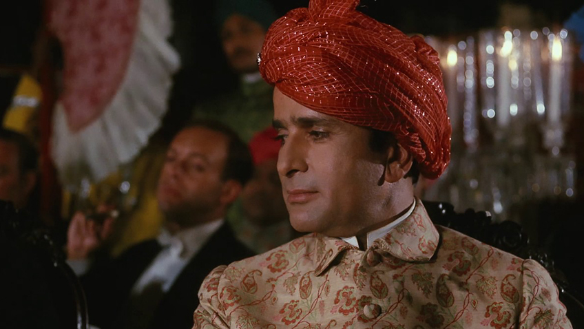 A beautifully restored print and Greta Scaachi's sizzling breakthrough film make this Merchant Ivory Raj saga a must