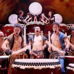 The Japanese drummers are highly skilled and truly amazing