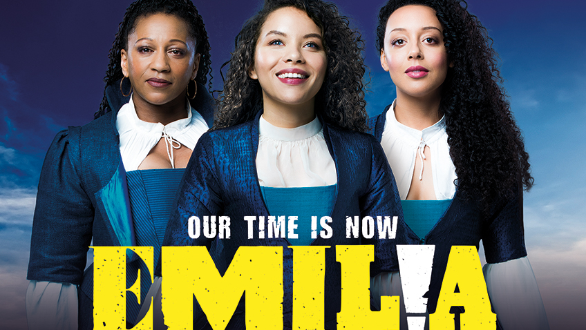 Win four tickets to see Emilia