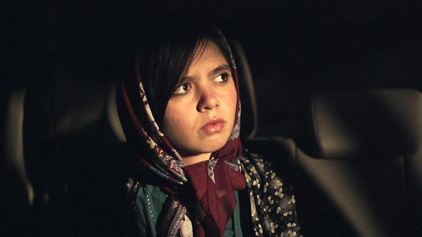 Marziyeh Rezaei in 3 Faces - Credit IMDB