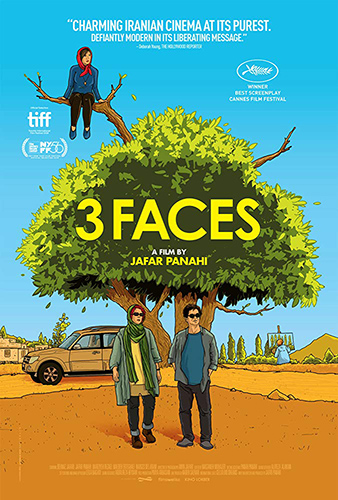 3 Faces cover - Credit IMDB