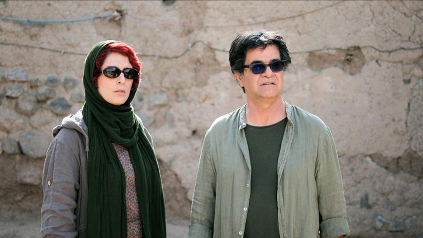 Jafar Panahi and Behnaz Jafari in 3 Faces - Credit IMDB