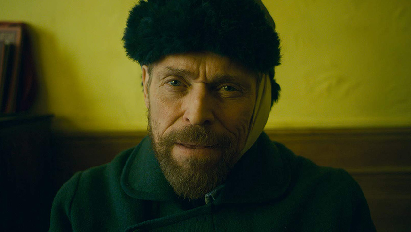 A new biopic of Vincent Van Gogh is released with the Tate Britain's blockbuster exhibition