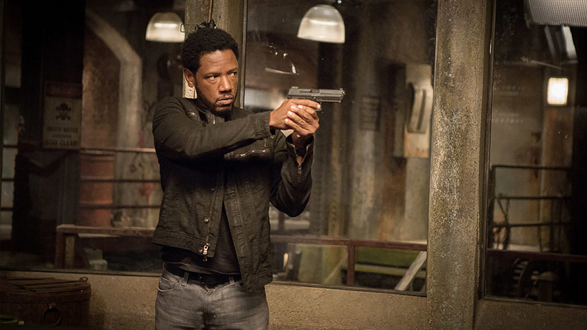 Tory Kittles in Dragged Across Concrete - Credit IMDB
