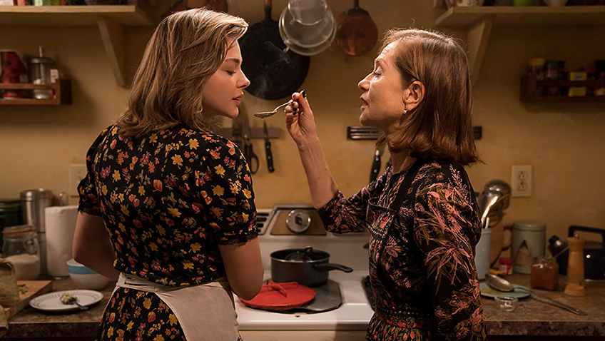 Neil Jordan's predictable Manhattan thriller Isabelle Huppert and Chloë Grace Moretz shine