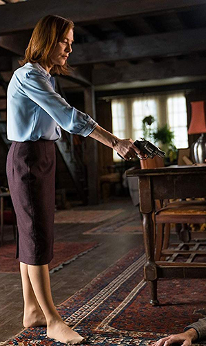 Isabelle Huppert in Greta - Credit IMDB