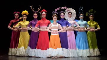 English National Ballet's triple bill is dedicated to female choreographers