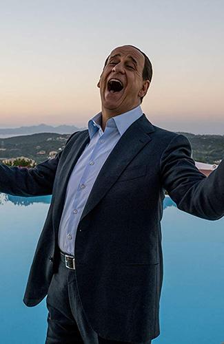Toni Servillo in Loro - Credit IMDB