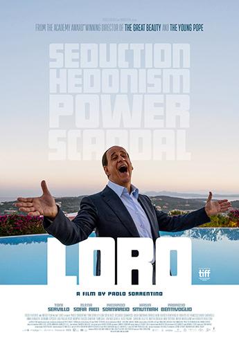 Loro cover - Credit IMDB