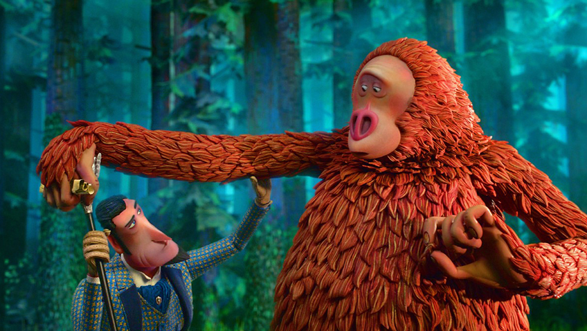 This superb looking, animated comedy is a treat for the whole family