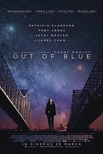 Out of Blue cover - Credit IMDB