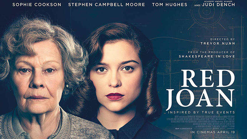 Dame Judi Dench and a fascinating, partly true spy story, cannot save this plodding adaptation
