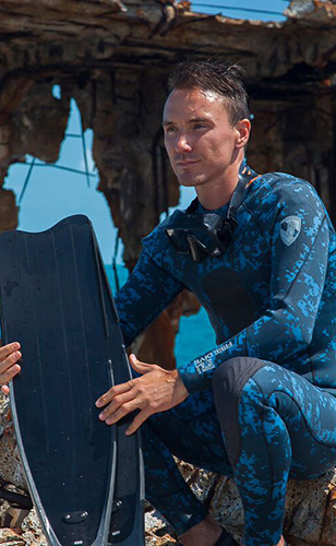 Rob Stewart in Sharkwater Extinction - Credit IMDB