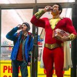 Though a bit flabby, this fun and witty superhero film will transport the entire family